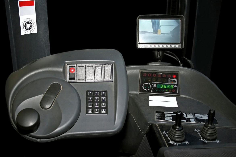 Truckkort behörigheter